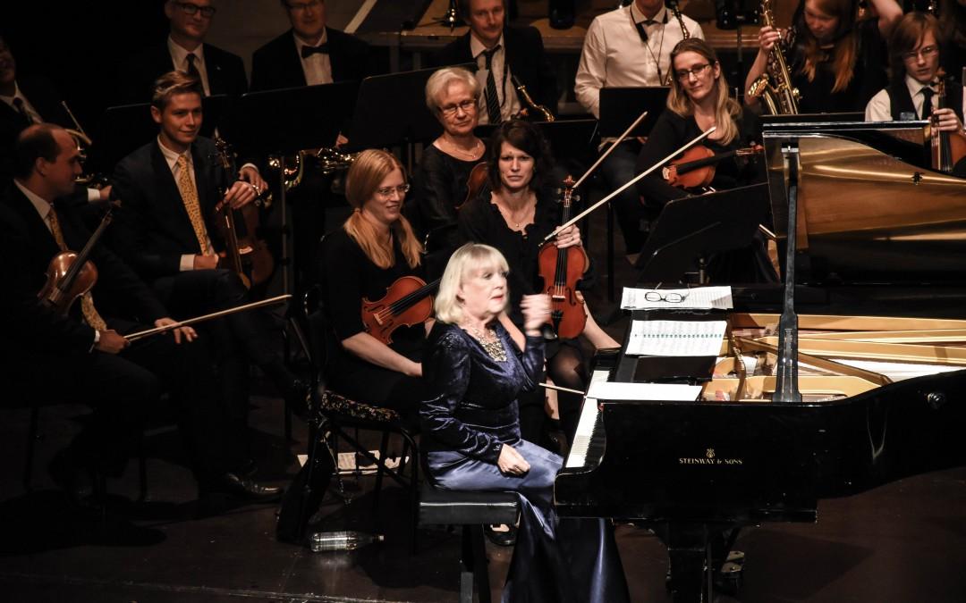 Konsert med Monica Dominique